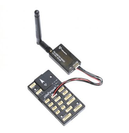3DR 500 mW 433 Mhz Radyo Telemetri Seti v3 (APM,Pixhawk Uyumlu)