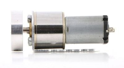 3 mm Motor Bağlantı Elemanı Çifti (M3 Sabitleme Vida Delikli)