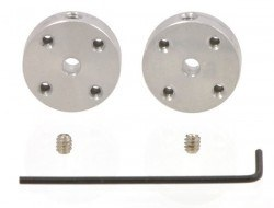 Pololu - 3mm Motor Connection Component Pair (With M3 Fixing Screw Hole)