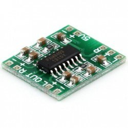 Robotistan - 3W (2-channel) Mini Sound Amplificator Board - PAM8403