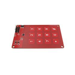 Robotistan - 3x4 Kapasitif Dokunmatik Keypad