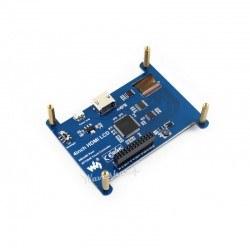 4 Inch HDMI Rezistif Dokunmatik IPS LCD Ekran - 800×480 - Thumbnail