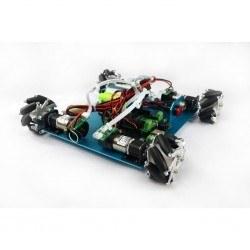 Nexus Robot - 4WD Mecanum 60 mm Tekerlekli Arduino Robot Kiti - 10021