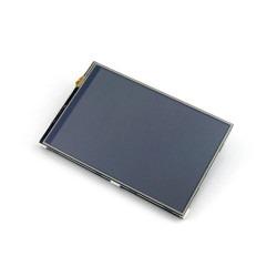 WaveShare - WaveShare 4 Inch Raspberry Pi Dokunmatik IPS LCD Ekran (Birincil Ekran)