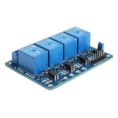 4 Way 12V Relay Module