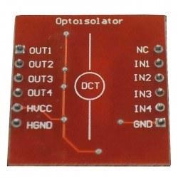 4-way Optical Coupling Isolation Module - Thumbnail