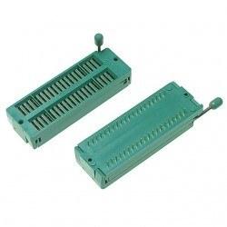 40 Pin Zif Socket - Thumbnail