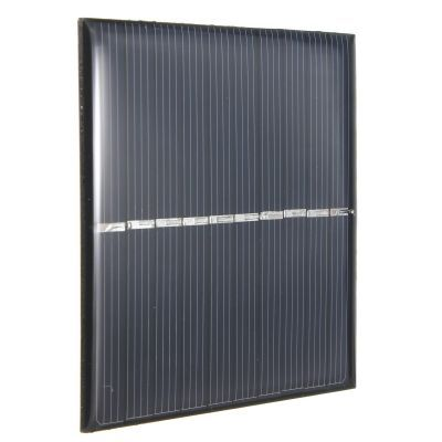 4.2 V 100 mA Güneş Pili - Solar Panel 60x60 mm
