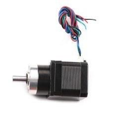42BYG Redüktörlü Step Motor - 80502 - Thumbnail