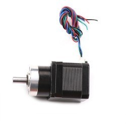 42BYG Step Motor with Reductor - Thumbnail