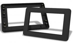 4D Systems - 4.3 Inch Plastik Ekran Çerçevesi Siyah