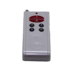 Robotistan - 433 MHz 6 Channel RF Small Remote Control