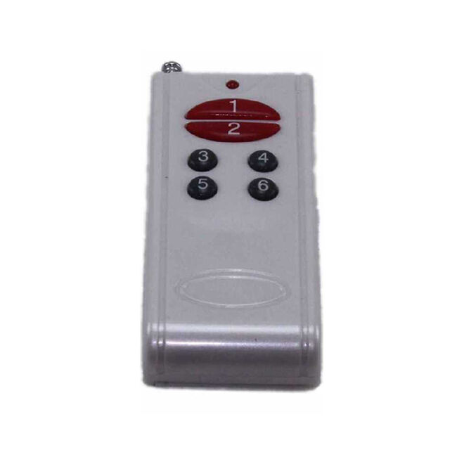433 MHz 6 Kanal RF Elcik Kumanda
