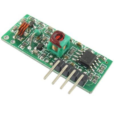 433 MHz RF Kablosuz Alıcı(Reciver)