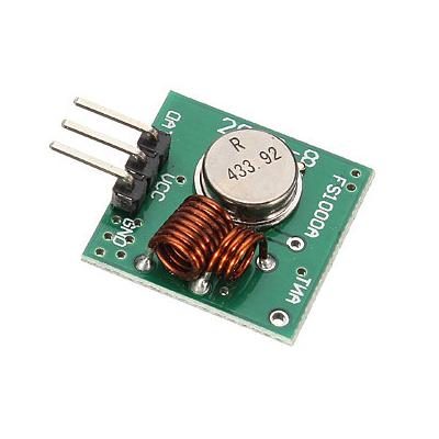 433 MHz RF Kablosuz Verici(Transmitter)