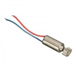 4.5mm x 8mm Mini Vibration Motor with Cables - Thumbnail
