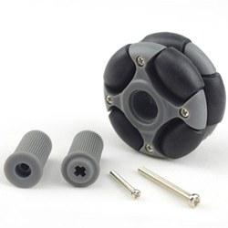 Nexus Robot - 48 mm Omni Tekerlek (LEGO NXT uyumlu) - 14108