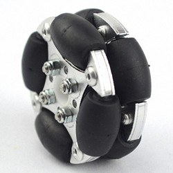 Nexus Robot - 48mm Omni Wheel