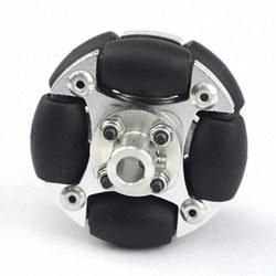 48 mm Omni Wheel (Her Yöne Dönebilen Tekerlek) - 14148