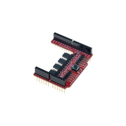 4D Systems - 4D Adapter Shield V2 for Arduino