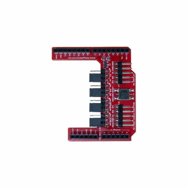 4D Arduino Adaptör Shield V2
