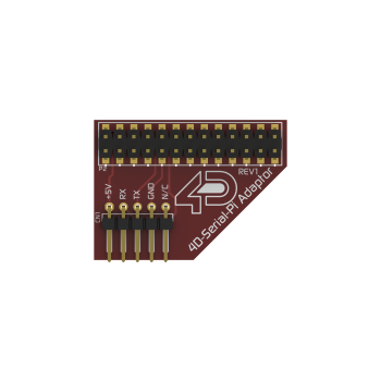 4D Raspberry Pi Adapter Shield