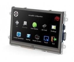 4D Systems Armadillo-43T Internal Touchscreen Computer - Thumbnail