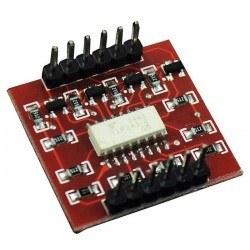 Robotistan - TLP281-4 4'lü Opto İzolatör Kartı