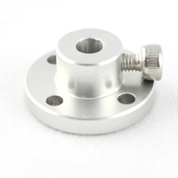 4mm Aluminum Hub for 48mm Aluminum Omni Wheel 18023