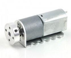 4 mm Motor Bağlantı Elemanı Çifti (M3 Sabitleme Vida Delikli) - PL-1997 - Thumbnail