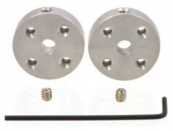 Pololu - 4mm Motor Connection Component Pair (With M3 Fixing Screw Hole) - PL-1997