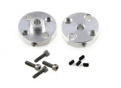 4mm Shaft Hub for Makeblock (Pair) - Thumbnail