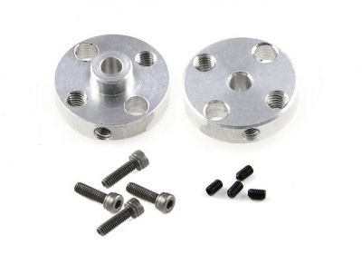 4mm Shaft Hub for Makeblock (Pair)