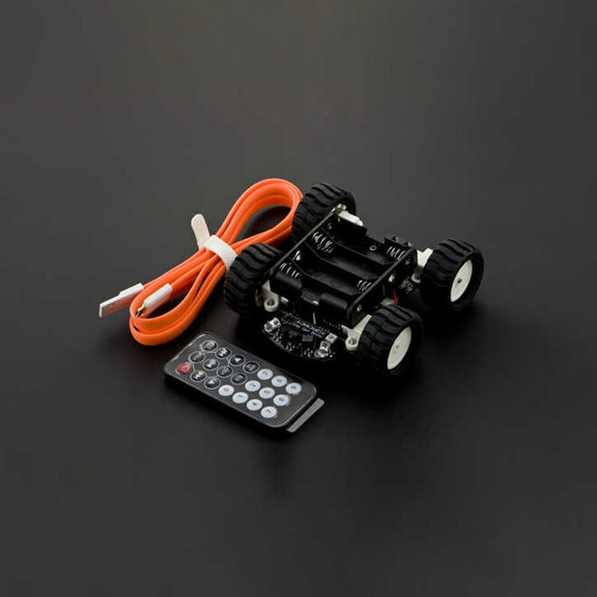 4WD MiniQ Arduino Robot Kiti V2.0