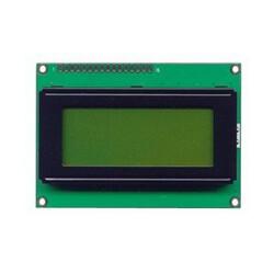 Robotistan - 4x16 LCD Screen, Black Over Green - TC1604A-01AXA0