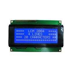 Robotistan - 4x20 LCD Screen, White Over Blue - TC2004A-01XA0