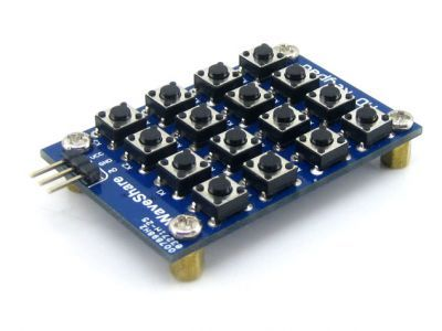 4x4 Analog Out Keypad