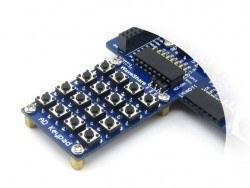 4x4 Analog Out Keypad - Thumbnail