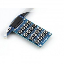 4x4 Keypad - Thumbnail