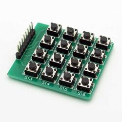 Robotistan - 4x4 Push Buton Keypad