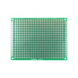 China - 6x8 cm Çift Yüzlü Pertinaks