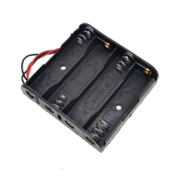 Robotistan - 4xAA Battery Holder