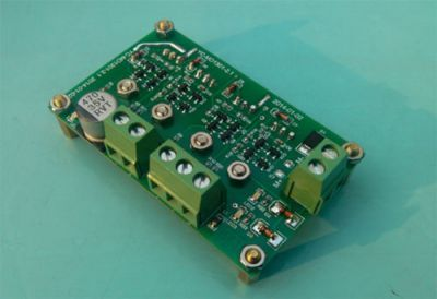 5-35V 10A Bidirectional Single Motor Driver Board