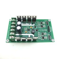 China - 5-35V 15A Pair Motor Driver Board