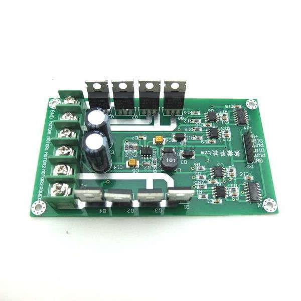 5-35V 15A Pair Motor Driver Board