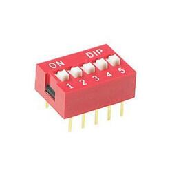 Robotistan - 5 Dip Switch