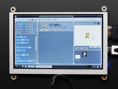5 Inch Dokunmatik HDMI Ekran