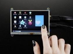 5 Inch Dokunmatik HDMI Ekran - Thumbnail
