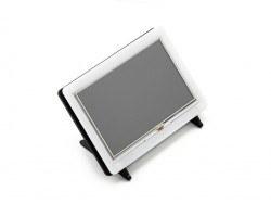 WaveShare - WaveShare 5 Inch HDMI Ekran için Case