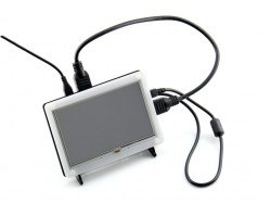 WaveShare 5 Inch HDMI Ekran için Case - Thumbnail